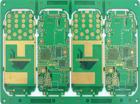 Comparison of several PCB surface finish types - News-Blog